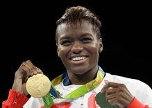 Bisexual British boxer Nicola Adams defends title winning gold at Rio
