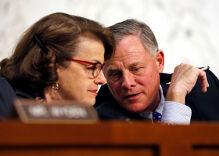 North Carolina's anti-LGBTQ law a factor in close Senate race