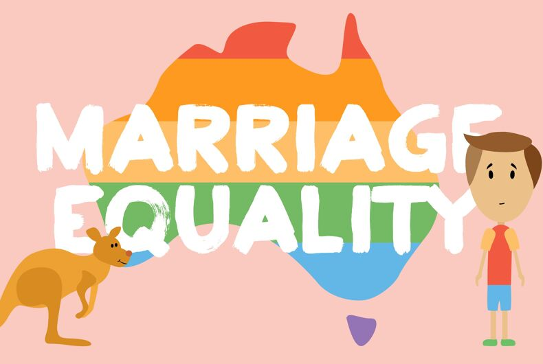 Australian politicians will introduce bills to legalize same-sex marriage