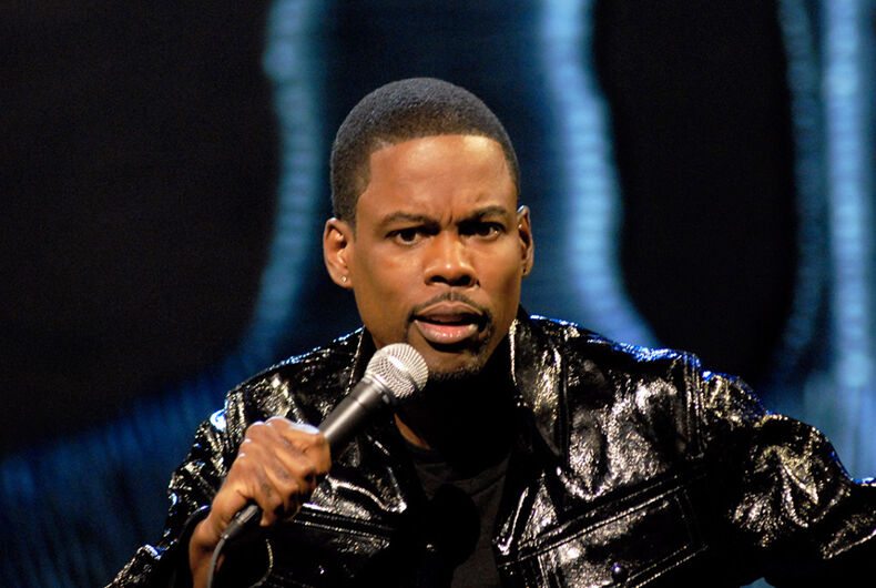 Delta Airlines yanks Chris Rock special from flights over gay slurs