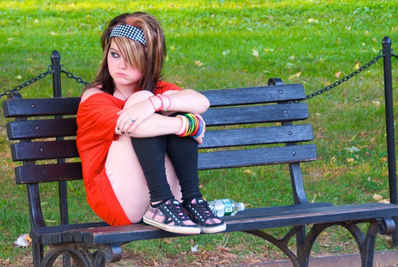 Lesbian, gay and bisexual youth raped, abused by dates far more often