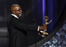 The most memorable moments from last night's Emmy Awards