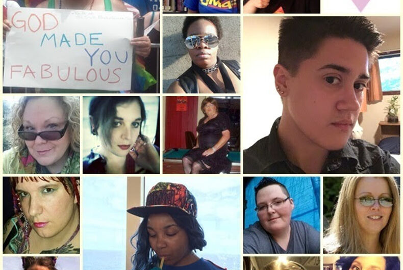 Amplifying bisexual voices