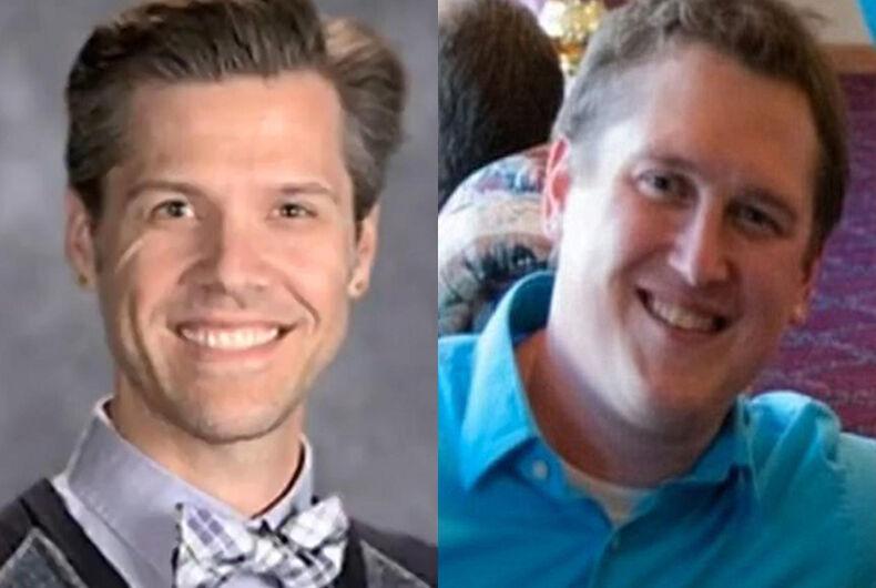 Police: 8 boys accuse Minnesota teacher and his husband of abuse