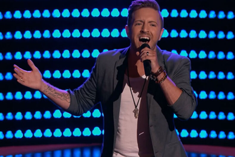 Sing along with out crooner Billy Gilman as he covers Adele's hit song