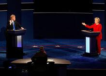 Hillary Clinton won the first debate