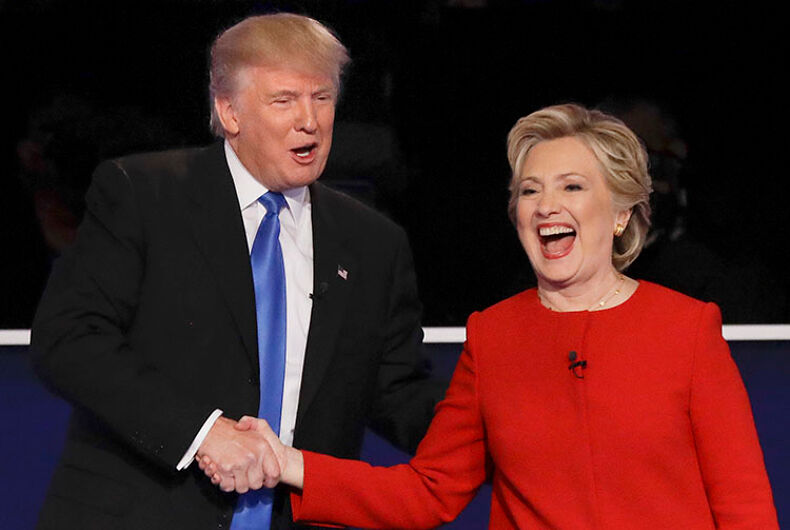 Fact-checking the debate: who lied more, Trump or Clinton?