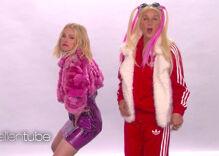 'Wannabe' Spice Girls Ellen and Kristen Bell make their own audition video