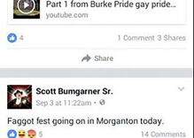 Apologies offered after online threat against North Carolina Pride event