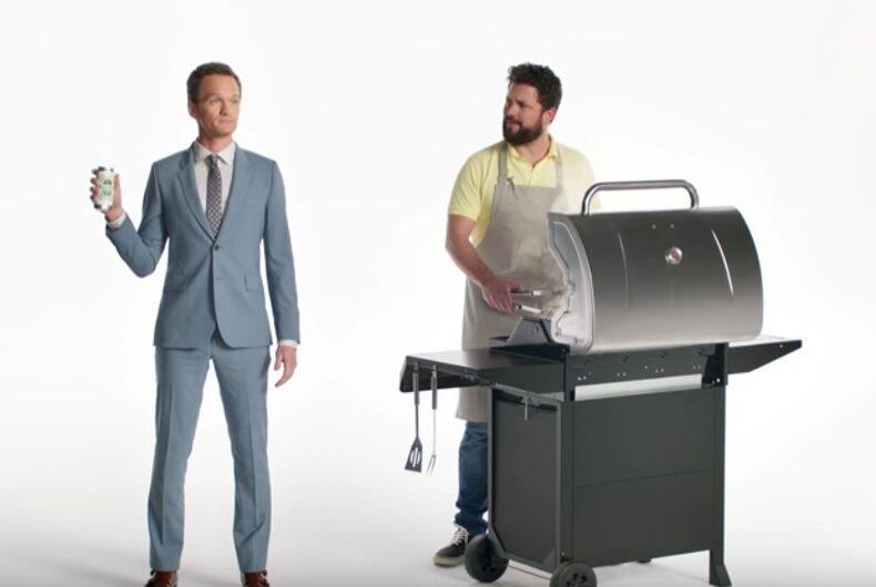 Homophobes freak out over new Neil Patrick Harris Heineken Light ad