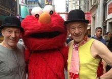 Ian McKellen and Patrick Stewart just gave the gayest interview ever