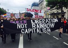 Will the queer resistance be sponsored by big banks?