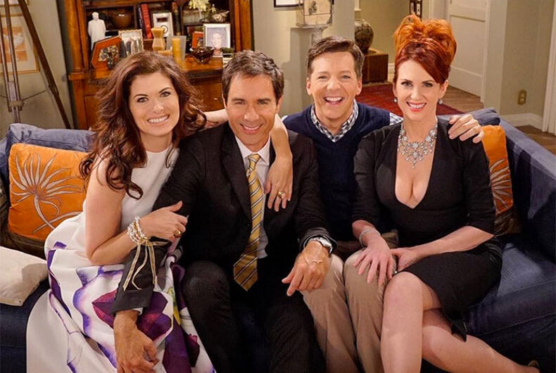 Eric McCormack and Debra Messing spill the tea on 'Will & Grace' reunion