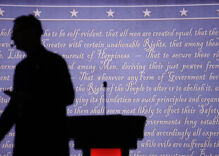 Will the media declare Trump the winner of tonight's debate just for showing up?