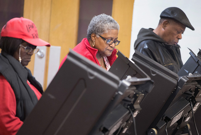 Hillary and Trump should stop pandering for African-American votes