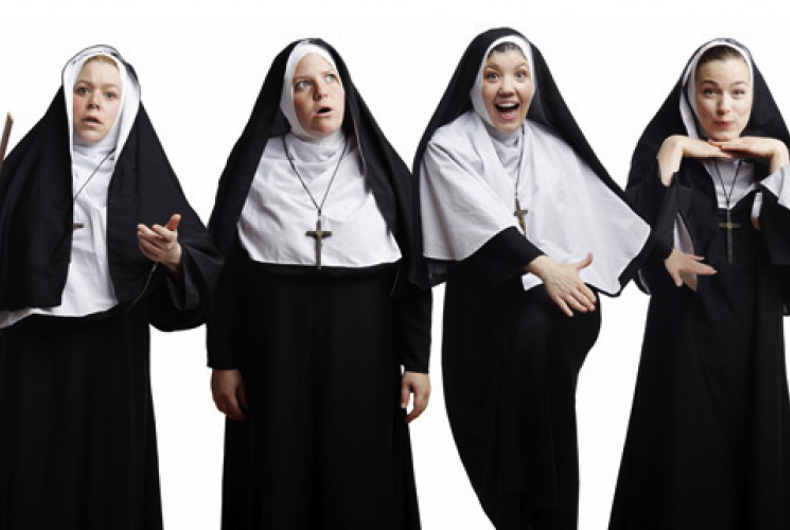 Two ex-nuns just got a civil union in Italy and the media went nuts