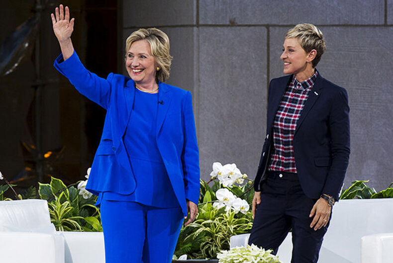 'Clinton Nemesis' Larry Klayman wonders why Hillary won't come out as gay
