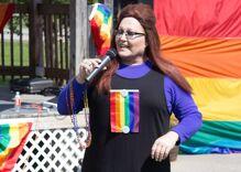 Kim Davis inspires her Kentucky hometown's first Pride celebration