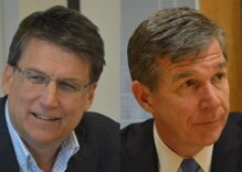Gov. Pat McCrory appears defeated in NC but won't concede to Roy Cooper