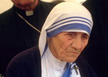 Where did newly sainted Mother Teresa stand on LGBT rights?