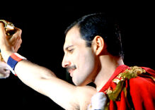 Asteroid named after Freddie Mercury to celebrate singer's 70th birthday