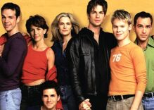 "Peacock is rebooting ""Queer As Folk"" for an 8 episode series"