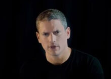 Wentworth Miller stars in depression awareness, suicide prevention video