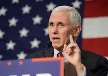 Mike Pence is hitting the circuit for anti-LGBTQ candidates & the NRA