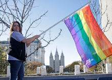 Mormons: Being gay isn't a sin, but being in a same-sex relationship is