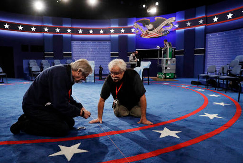 What to expect, and watch for, at the second Clinton-Trump debate