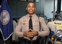 Dancing gay cop slays with choreographed Beyonce routine at high school rally