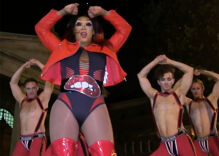 Enjoy your Halloween eye candy: drag parody of 'Thriller' is a real treat