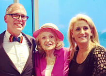 Marriage equality pioneer Edith Windsor finds love again with new wife