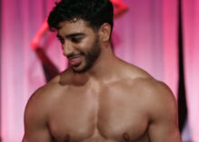 That time trans male model Laith Ashley slayed the runway & no one could stop talking about it