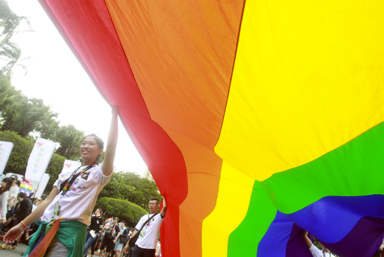 Taiwan will become the first Asian country to legalize same-sex marriage