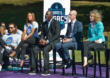 NBA says moving All-Star Game back to Charlotte is a 'high priority'