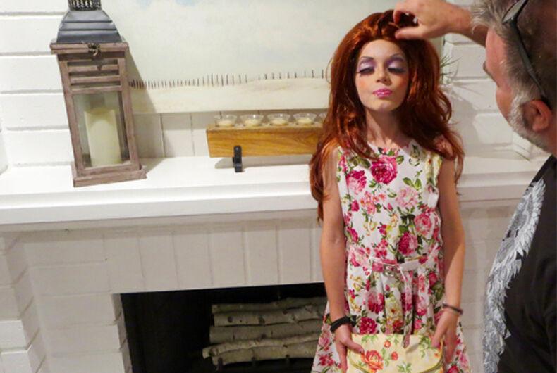 bob the drag queen costume