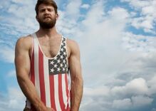 Gay adult film star Colby Keller is a Communist for Trump