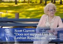 N.J. Dem campaign ad features grandmother cursing antigay GOP House Rep