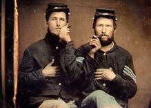 Confederate and Union: The untold history of gay Civil War soldiers