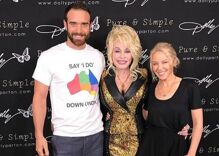 Dolly Parton speaks out for marriage equality in Australia
