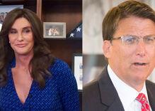 Caitlyn Jenner responds to N.C. Gov. McCrory wanting her in men's showers