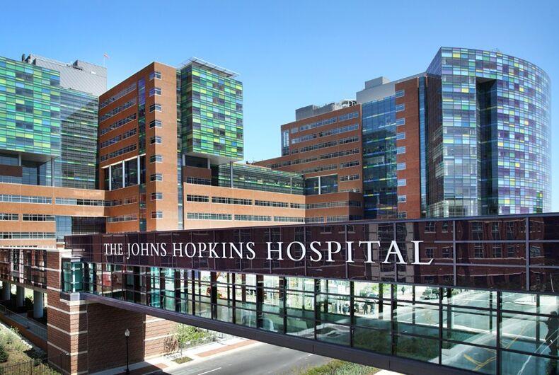 Johns Hopkins Medicine will resume transgender surgeries after 40 years