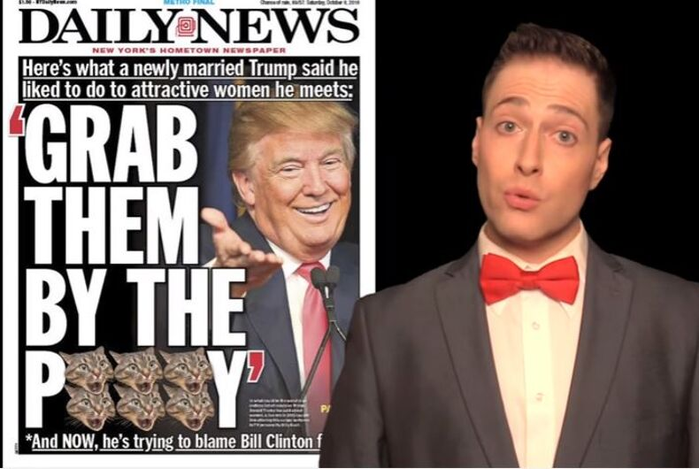 randy rainbow trump tapes