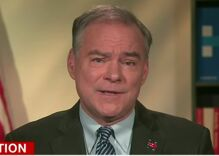 Tim Kaine explains why he didn't push Pence on LGBT issues during debate