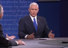 Mike Pence's 'Mexican Thing' and 'Drop to my knees' lines win debate