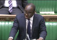 British bill to pardon men with convictions under antigay laws fails