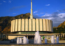 First LGBTQ community center opening in Provo, Utah across from Mormon temple