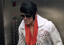 Channing Tatum is Elvis in undercover charity prank