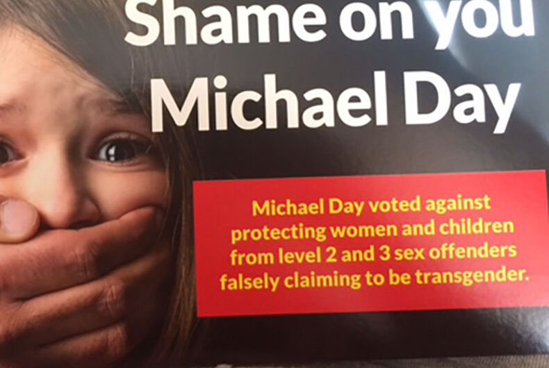 GOP fearmongering campaign flyers denounced for spreading hate in Massachusetts